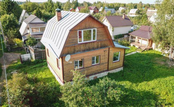 Дачный дом с участком в СНТ